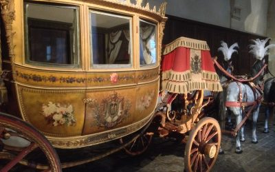 versailles, gallery of coaches