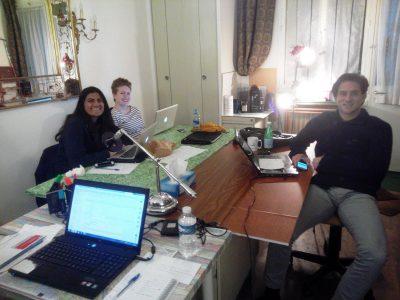 ParisByM internship