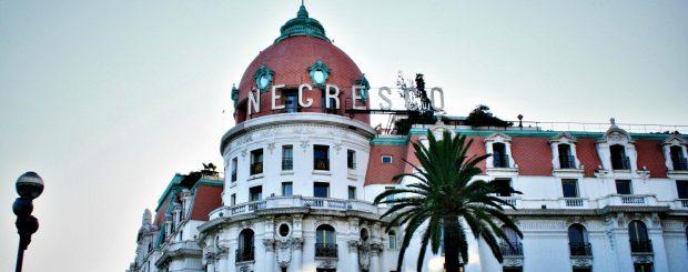 hotel negresco, the french riviera