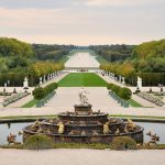 Day trip from Paris, versailles, the versailles gardens