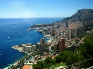 frenche riviera in 4 days, monaco