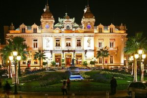 monaco, the french riviera, casino