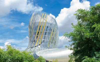 city of wine, cité du vin, bordeaux wine trip