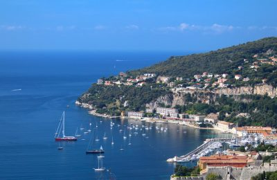 the french riviera in 4 days