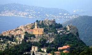 eze le village, villefranche sur mer, the french riviera