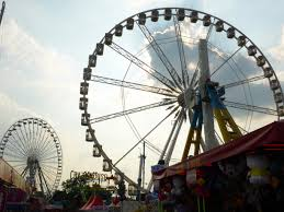 foire du trone, amusement parks in Paris