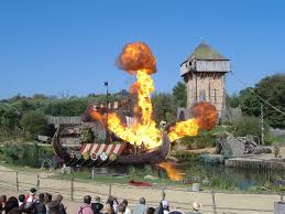 puy du fou, amusement parks in Paris