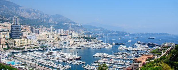 monaco, french riviera, france in 10 days