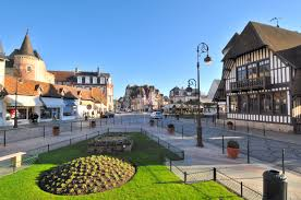deauville, 5 days in france