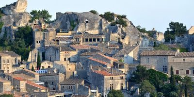 les baux, provence, 10 days in france