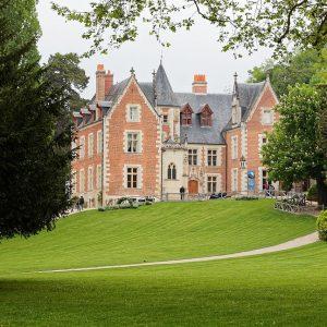 Amboise_-_Château_du_Clos_Lucé_-_013