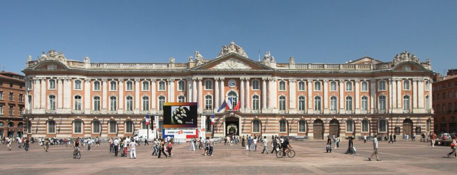 Toulouse Place du Capitole France Itinerary, france in 10 days