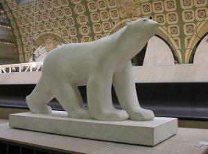 Pompon_LOursBlanc1, top 10 masterpieces orsay museum