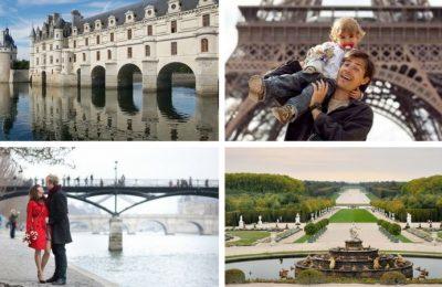 Tailor made trip to Paris France