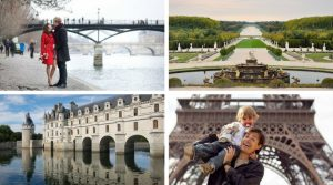 Tailor made trip to Paris and France