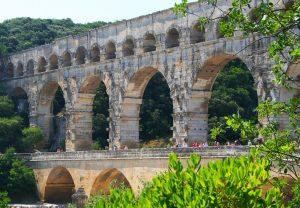 pont du gard, provence