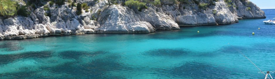 places to visit in france, Calanques France Itinerary
