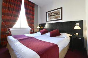 ellington hotel, nice