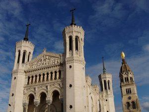 Notre Dame de Fourviere Lyon France Itinerary