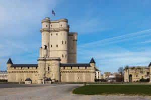 vincennes, Chateau de Vincennes