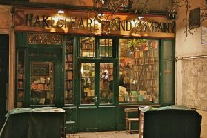 city walk, shakespeare and company, Latin Quarter