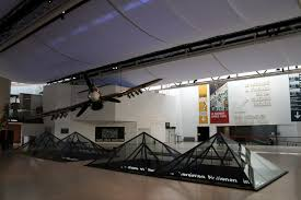 D-Day Museum Inside