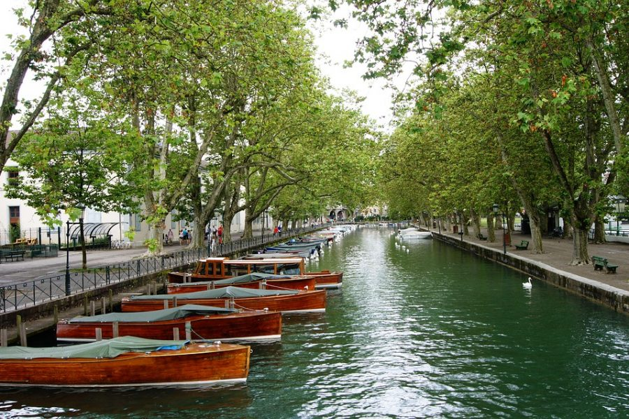 annecy, france in 15 days all inclusive