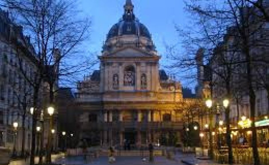 Sorbonne Latin Quarter, why study abroad in paris