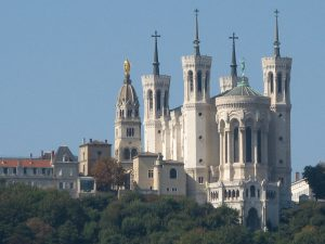 lyon, fourviere