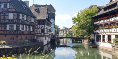 strasbourg, france in 15 days all inclusive