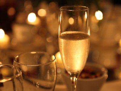champagne tasting, corporate event in Paris