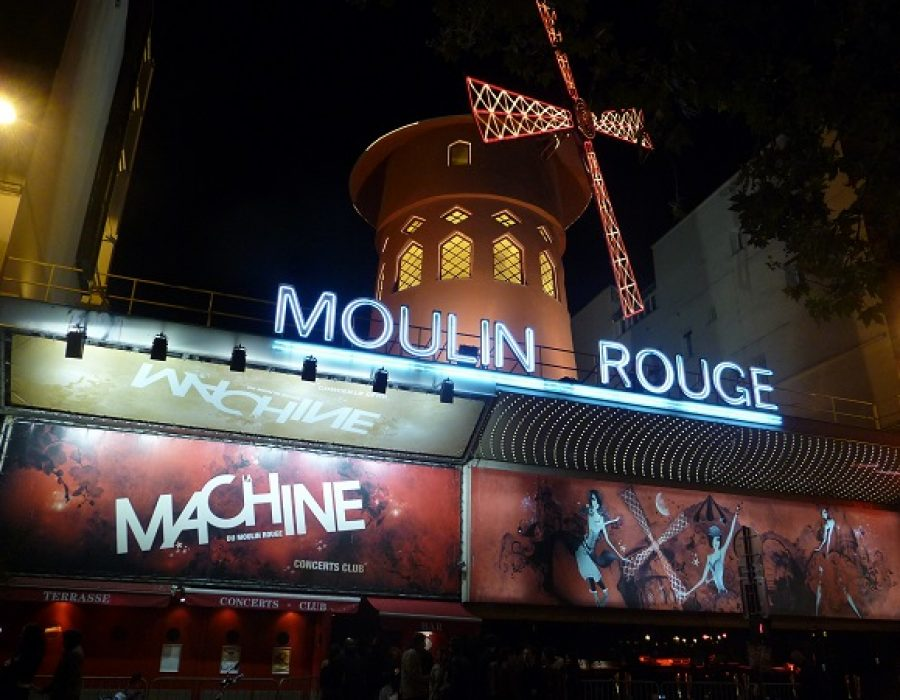 night clubs in paris