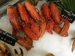 crab, food in paris, restaurants in paris,famous brasserie in paris