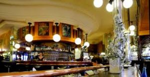 restaurants, traditional brasserie in paris, famous brasserie in paris