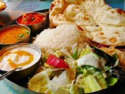 Indian food in Paris