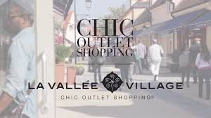 shopping in Paris, Vallée Village