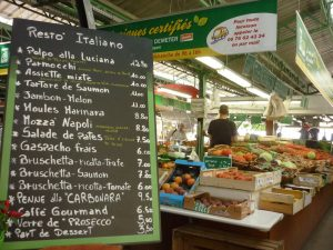 cooking tours in Paris