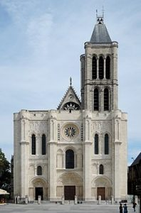 Basilique de Saint-Denis, attractions in France, Paris Landmark