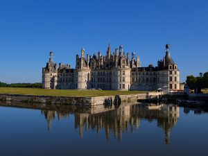Chateau de Chambord Chateau de France, attractions,France