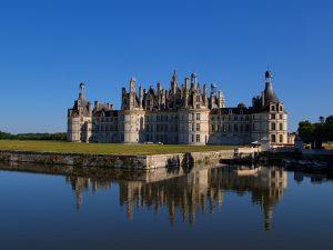 Chateau de Chambord Chateau de France, attractions,France