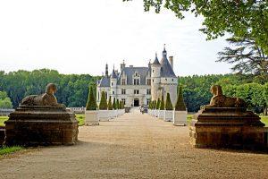 Chateau de Chenonceau Chateau de France