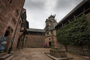 Chateau de Haut-Koenigsbourg Chateau de France