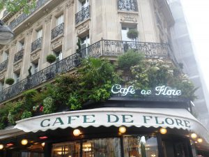 Paris cafe, cafes in Paris