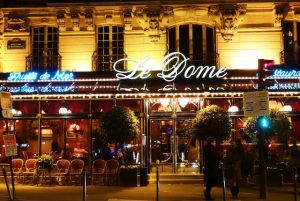 cafes in Paris