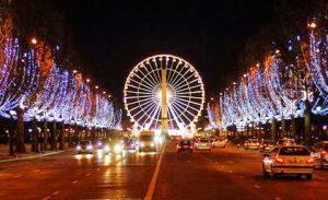 Champs Elysées, Valentine's Day