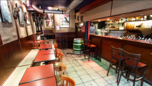 Paris students bars