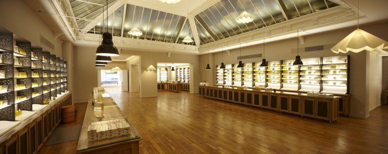 Fragonard perfume museum paris france