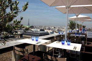 Rooftop in Paris, conference hotels in Paris
