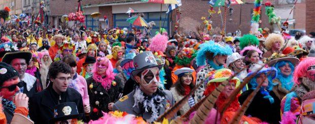 carnival in France