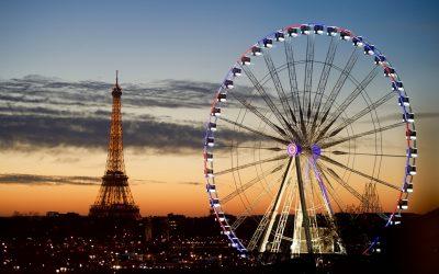 C Trip, paris landmark